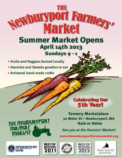 Farmers' Markets, local food, local produce